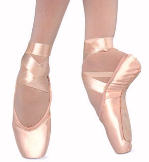 pointe-shoes
